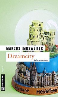 Buchcover 'Dreamcity'